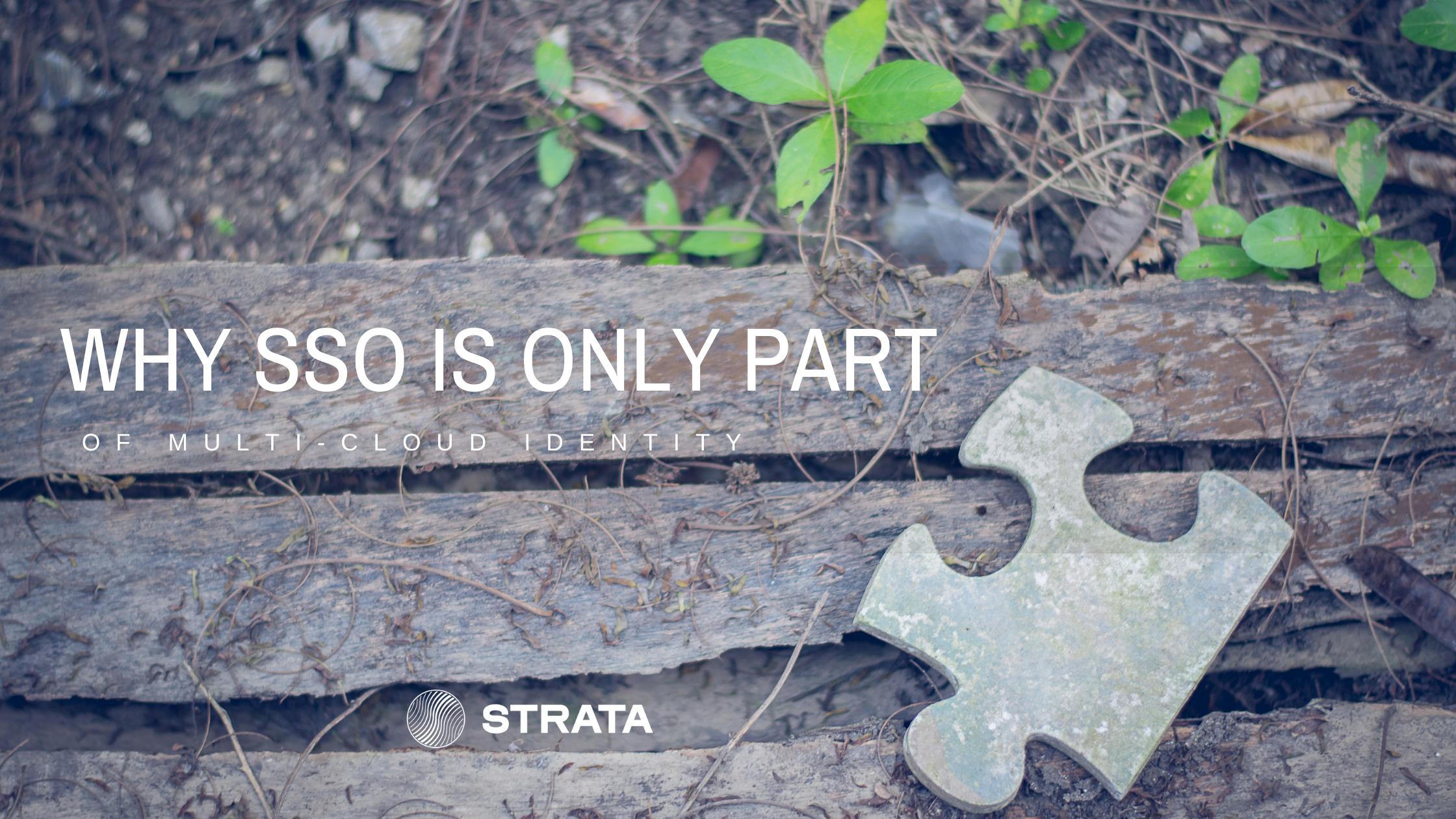 SSO Strata Identity blog post