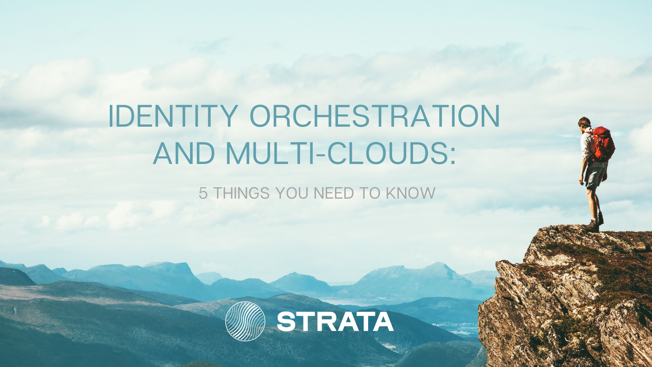 Strata Identity Orchestration Blog Post Banner Graphic