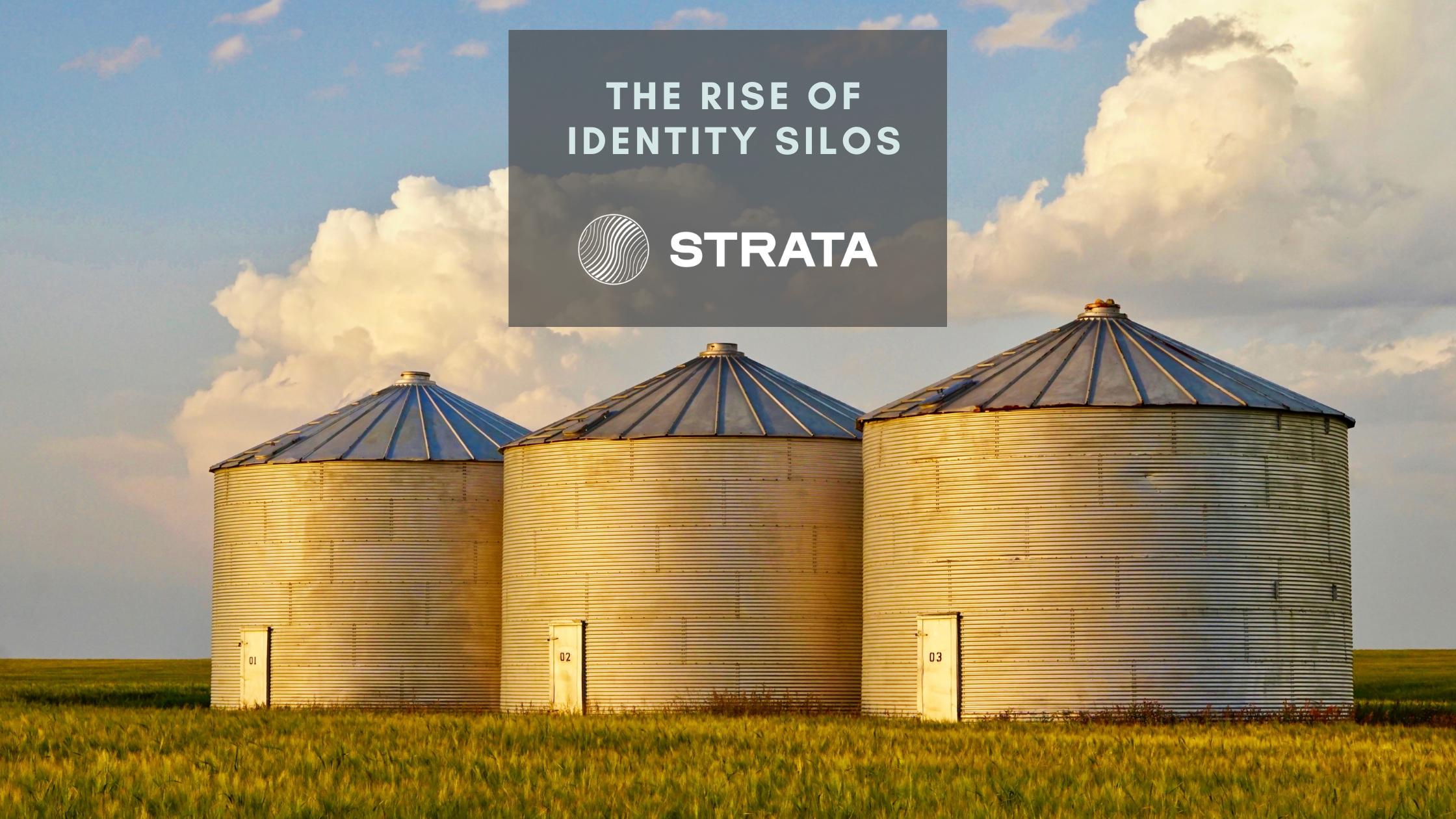 image of silos in field - strata.io