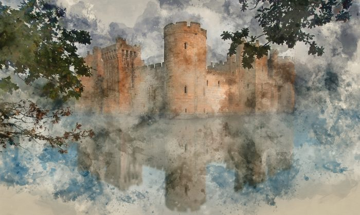 Image of Castles, Moats, Clouds